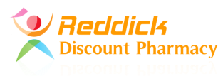 Reddick Discount Pharmacy - Logo