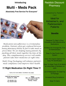 Multi-Meds Pack